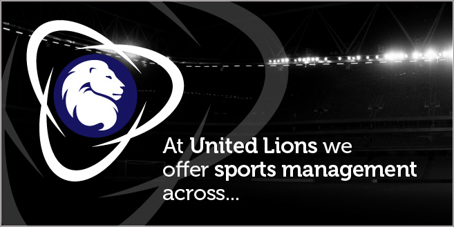 At United Lions we offer sports management across...